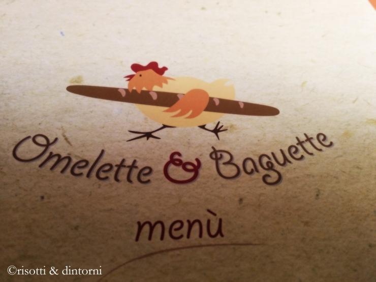 omelette & baguette