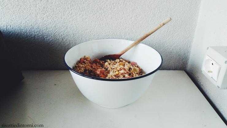 insalata di cereali