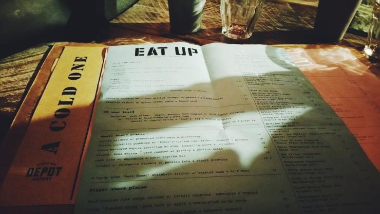 risotti e dintorni, auckland, nuova zelanda, new zealand, cena, depop, menu