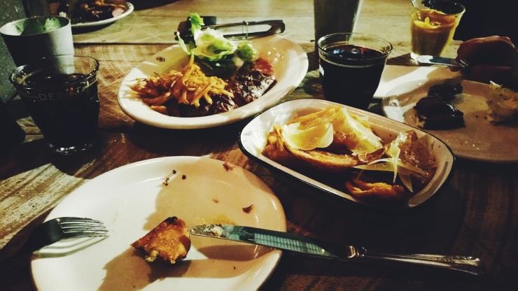 risotti e dintorni, auckland, nuova zelanda, cena, depop