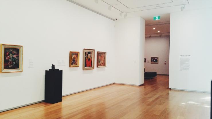 auckland, nuova zelanda, auckland art gallery, arte, arte moderna, arte contemporanea