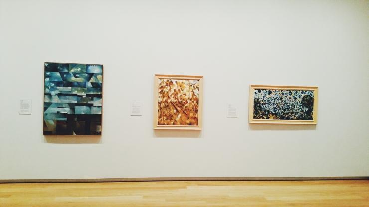 auckland, nuova zelanda, auckland art gallery, colin mccahon, arte, arte moderna, arte contemporanea