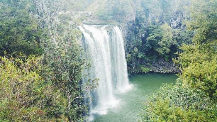 risotti e dintorni new zealand nuova zelanda cascate falls