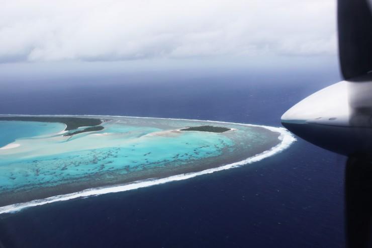 risotti e dintorni, isole cook, cook island, aitutaki, rarotonga, honeymoon, luna di miele, panorama, view, atollo, arcipelago