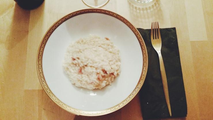 risotto risotti dintorni guanciale formaggella bergamasca ricetta ricette